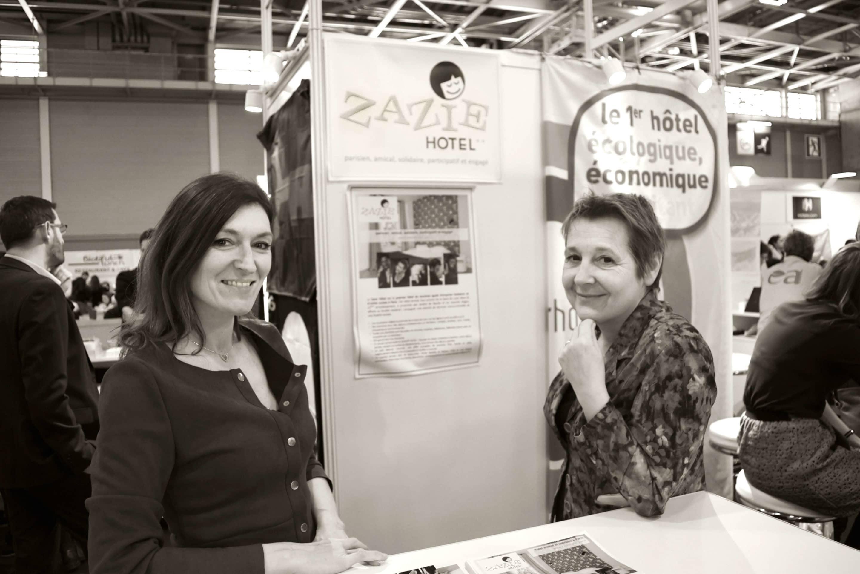 Une belle coopération entre Misterbooking et Zazie Hôtel