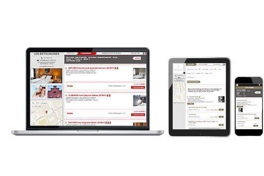 Les produits et fonctionnalit s du logiciel misterbooking for Reserver hotel et payer en ligne