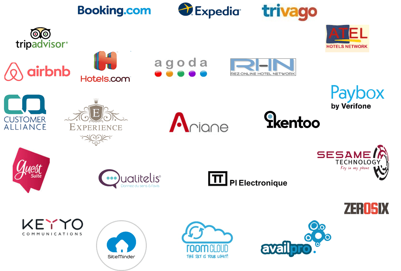 Misterbooking partners connexion to airbnb expedia booking.com reviews payment communication