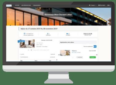 pms hôtel cloud logiciel hôtelier solution gestion hôtellerie misterbooking experience client automation