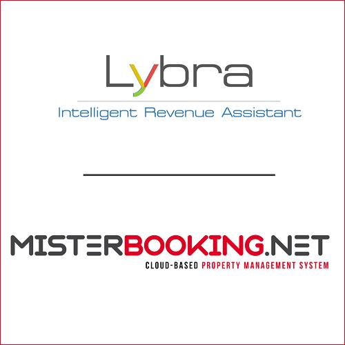 Nouvelle connectivité au système de Revenue Management Lybra