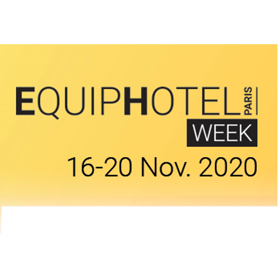 Equip'Hotel Week starts today online!