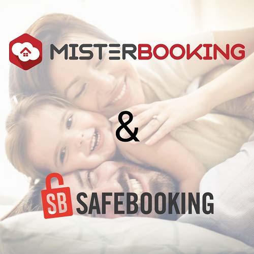 L'assurance annulation Safebooking est désormais connectée au moteur de réservation Misterbooking